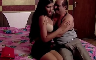 Indian age-old man making love romance close to legal age teenager sexi girl