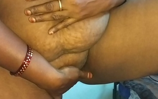 desi indian tamil telugu kannada malayalam hindi randy cheating spliced vanitha crippling blue colour saree showing big boobs and shaved pussy press eternal boobs press nip rubbing pussy maltreat